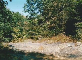 Outside #1 U.G. Mine October 2004.